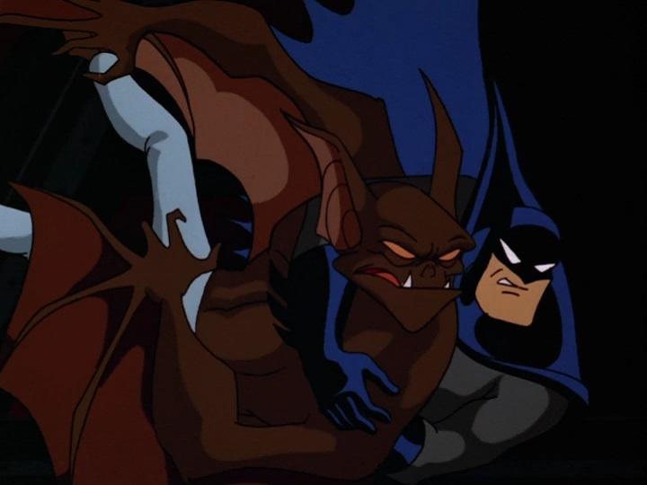 Batman 001 Bőrök szárnyán