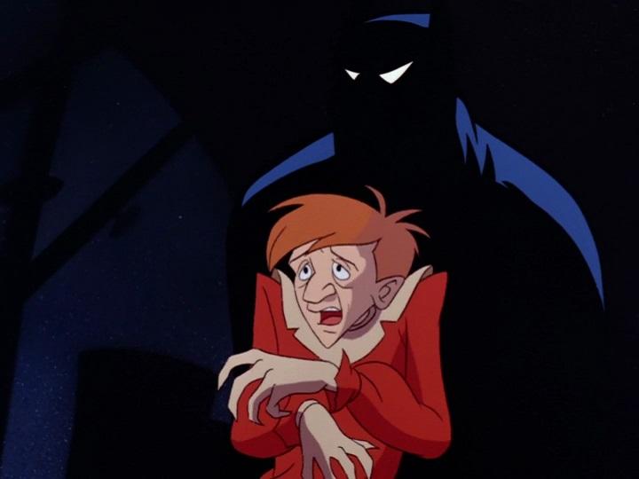Batman 003 Jobb félni, mint megijedni