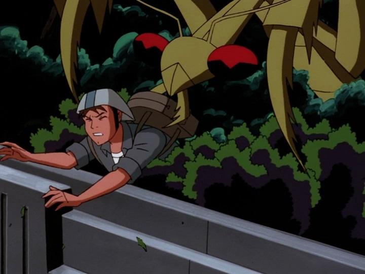Batman 101 A farmer bosszúja