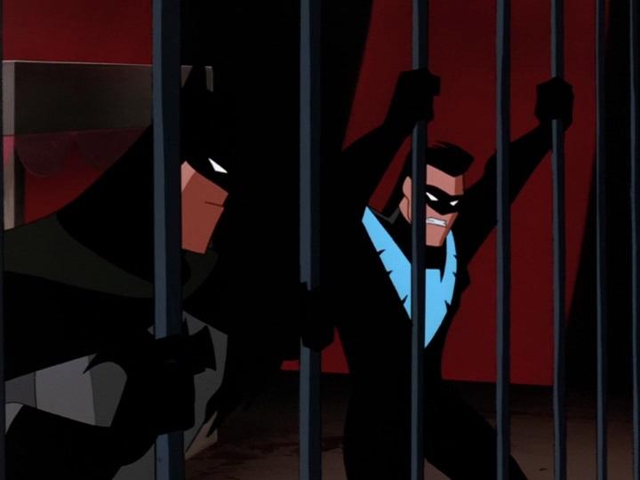 Batman 102 Állati mutatvány