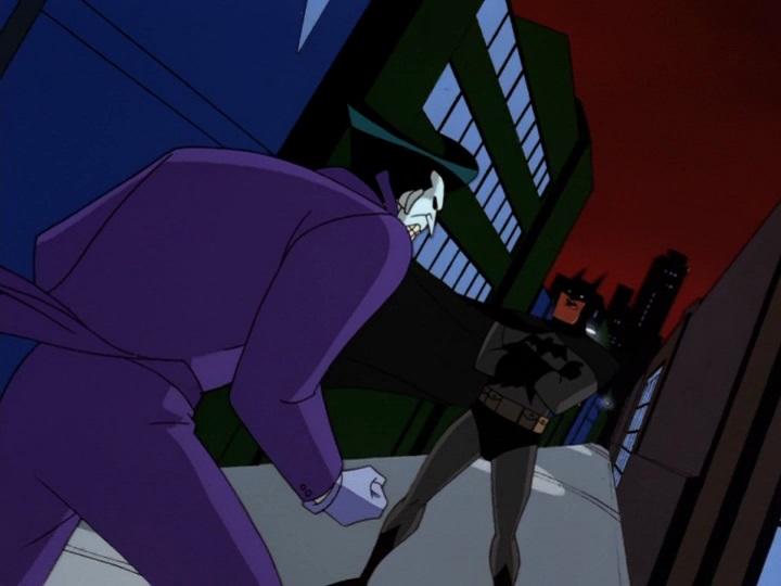 Batman 109 Őrületes szerelem
