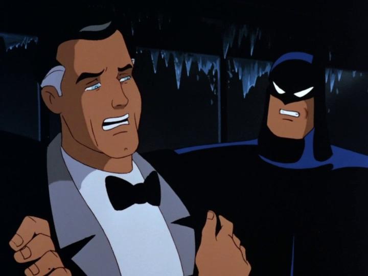Batman 014 A jég szíve