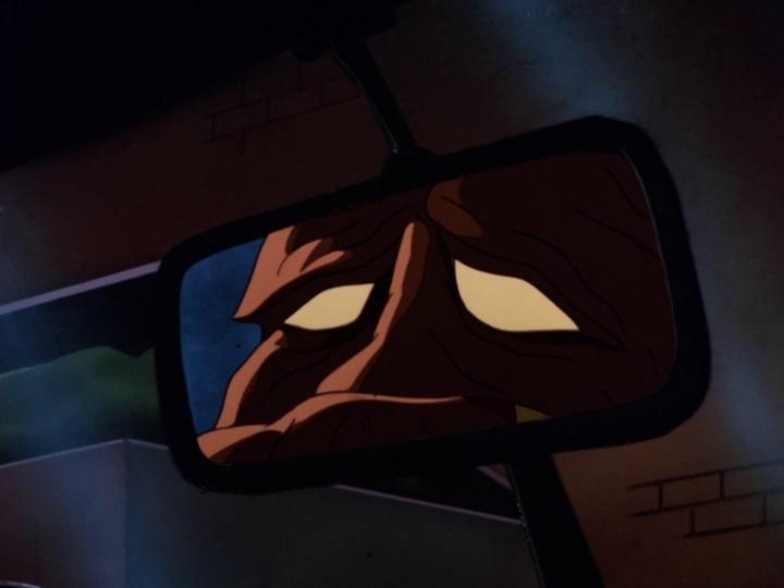 Batman 020 Agyagszínész