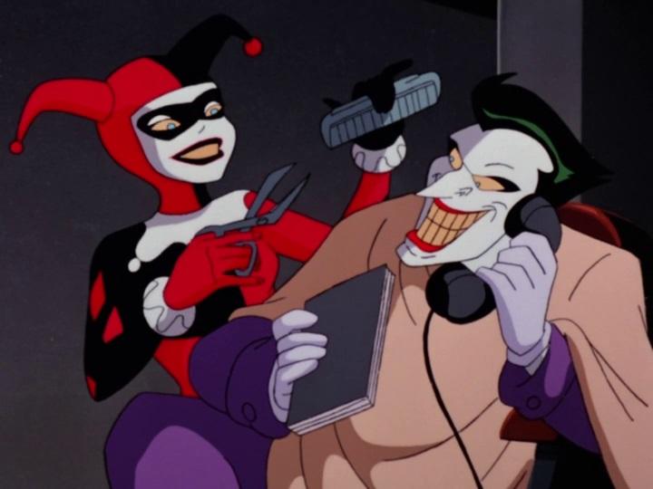 Batman 022 Joker szívessége