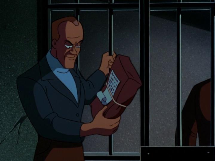 Batman 031 Összeesküvés