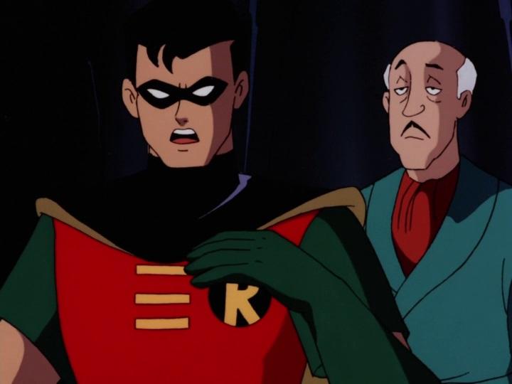 Batman 032 Robin szembefordul 1.rész