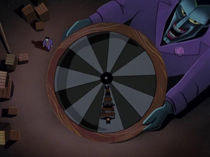 Batman 041 Joker barlang