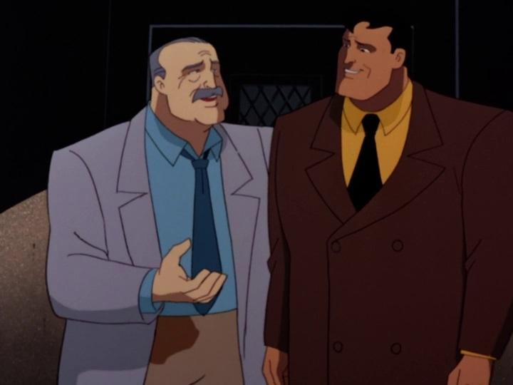 Batman 053 A bűnös orvos hívása