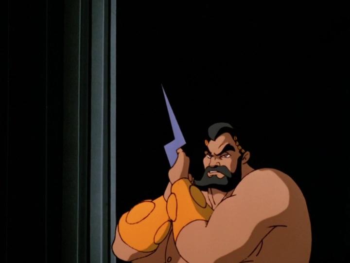 Batman 063 Zeusz villáma