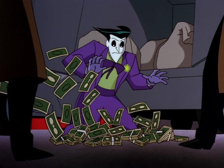 Batman 092 Joker milliói
