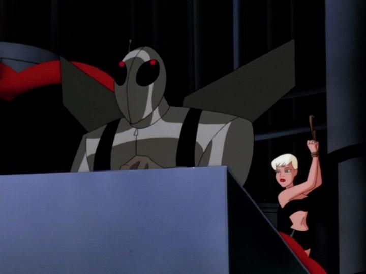 Batman 097 Bogár szerelem