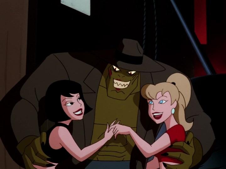 Batman 098 Krokodil szerelem