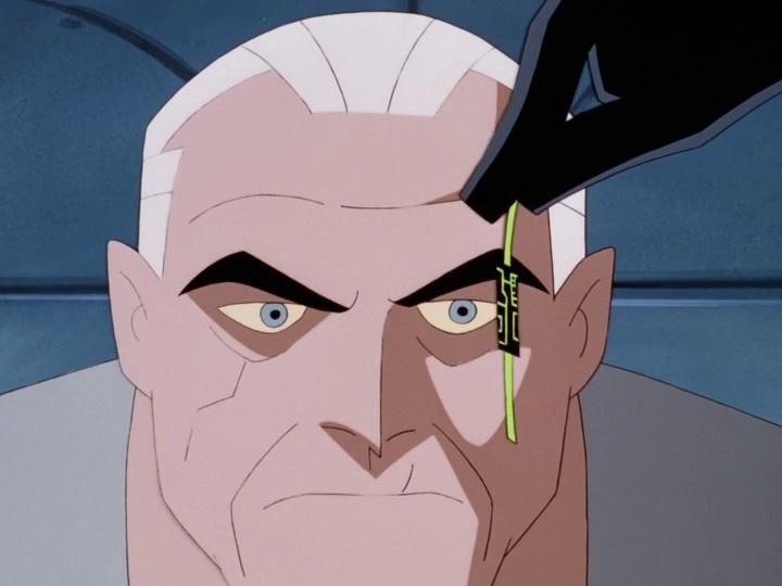 Batman of the Future 07 Süvöltő