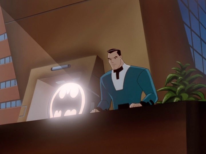 Batman of the Future 13 Trónfosztás