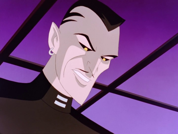 Batman of the Future 14 Mutánsok