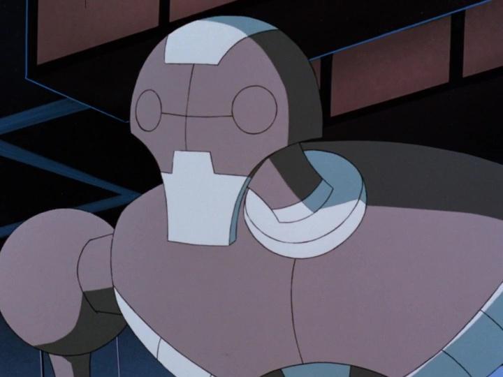 Batman of the Future 26 A robotnő