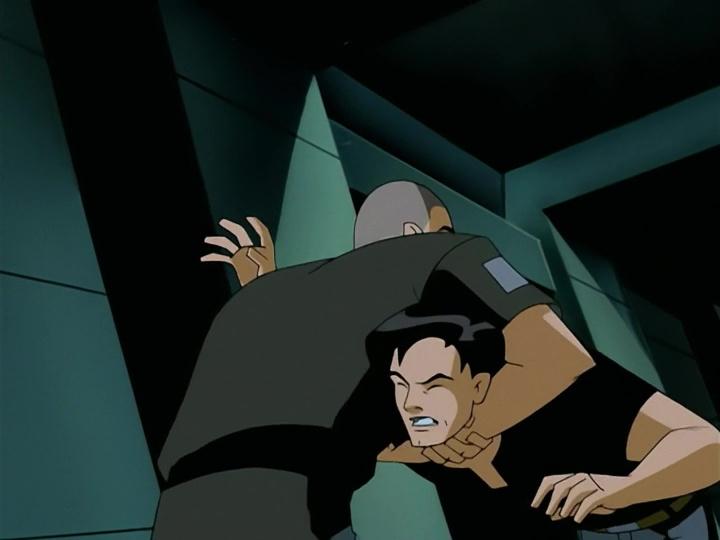 Batman of the Future 29 Az utolsó mentsvár