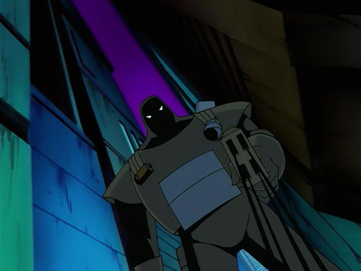 Batman of the Future 30 Fegyverzet