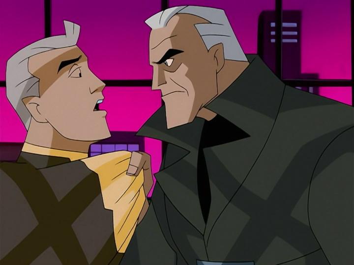 Batman of the Future 31 A kukkoló