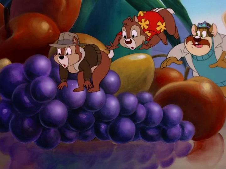 Chip és Dale - A Csipet Csapat 21 Gyümölcsöző vállalkozás