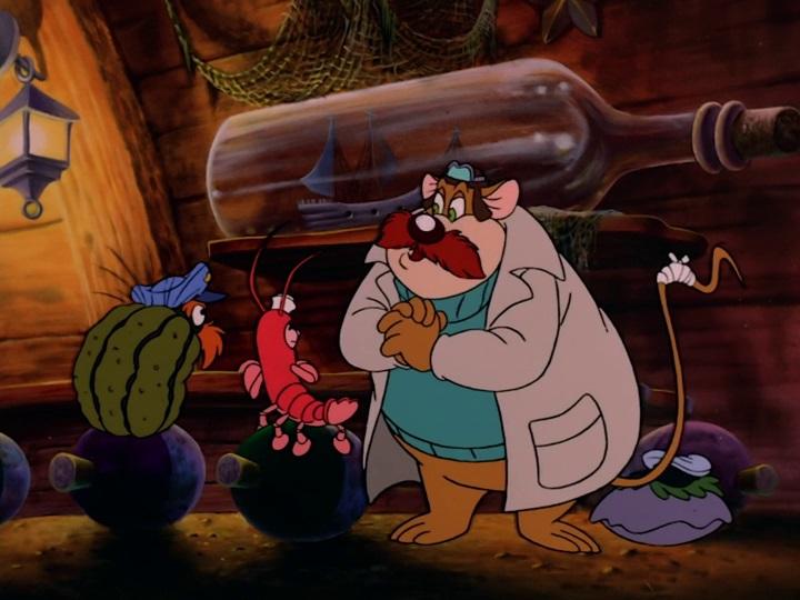 Chip és Dale - A Csipet Csapat 33 Életet a halnak