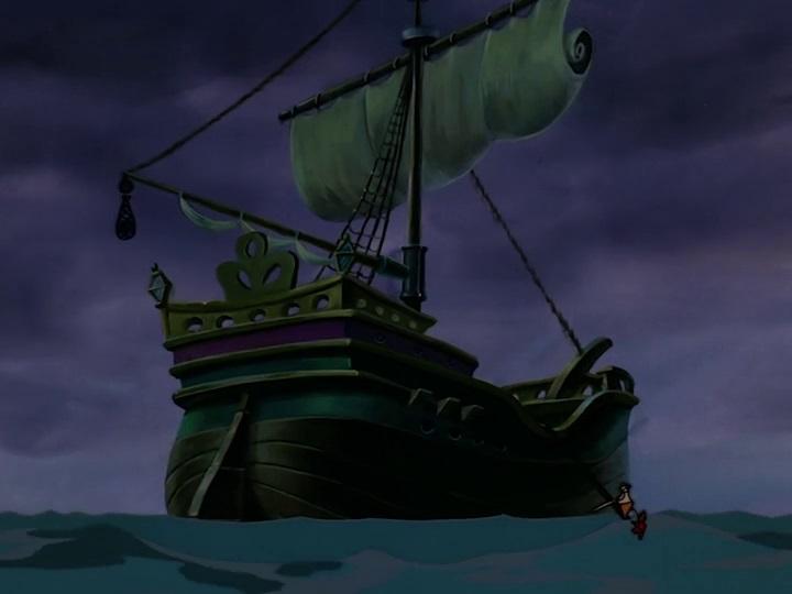 Chip és Dale - A Csipet Csapat 36 Újabb kalóz kaland