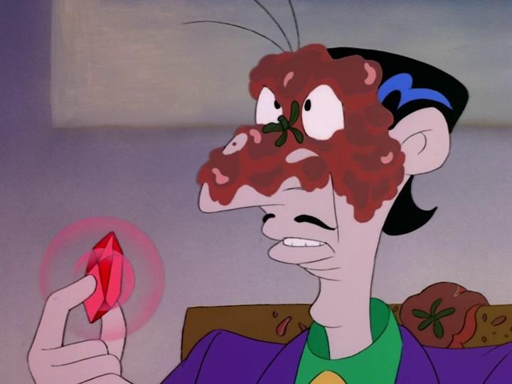 Chip és Dale - A Csipet Csapat 47 A gumicsúzli
