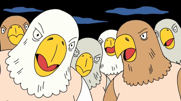 Furcsa amcsik 14 A madáremberek