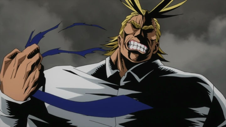 Hősakadémia 012 All Might