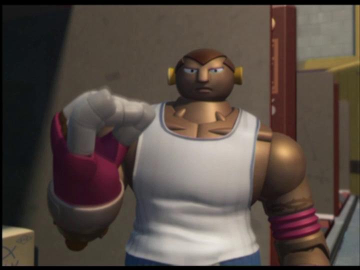 Iron Kid - A legendás ököl 04 Az erő nem minden