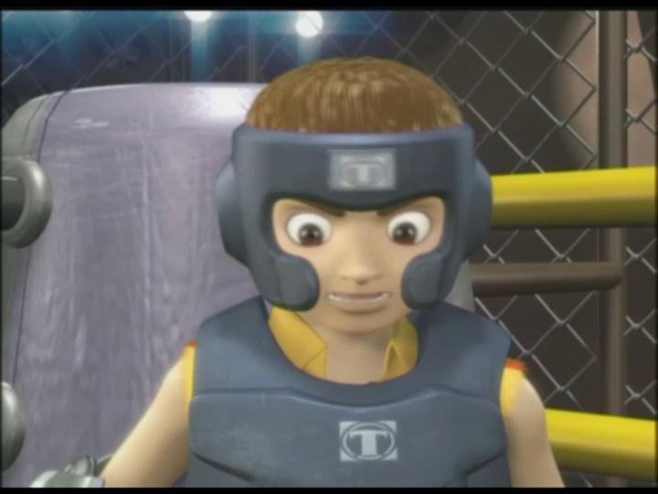 Iron Kid - A legendás ököl 07 A nagy bokszbajnokság