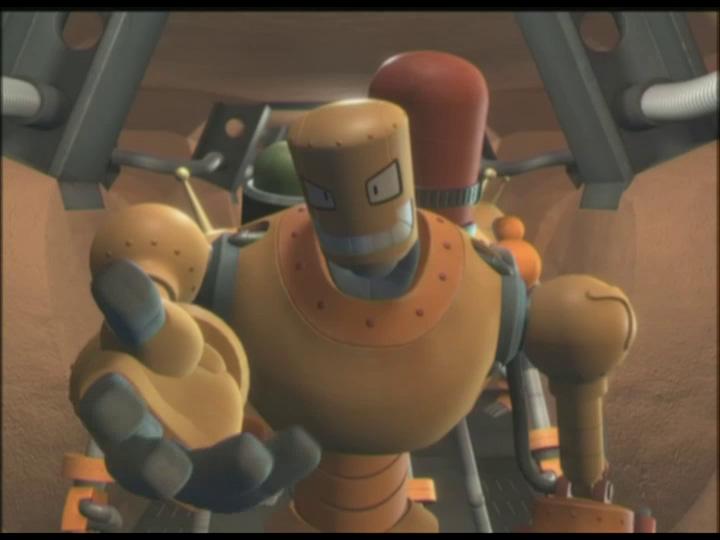 Iron Kid - A legendás ököl 09 Menekülés Narancsvölgyből