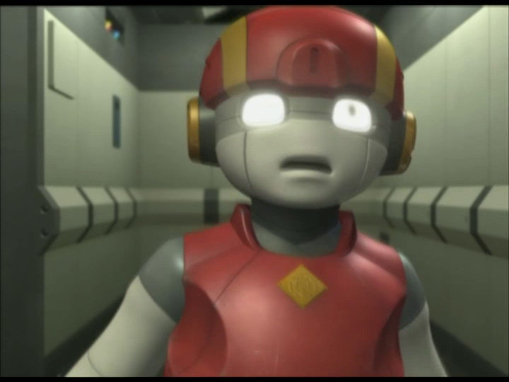 Iron Kid - A legendás ököl 18 Az ököl elszabadul