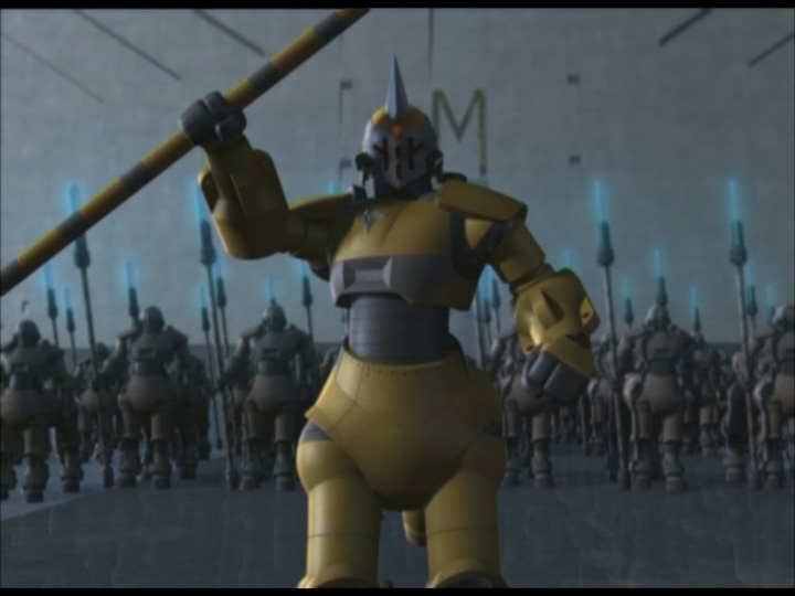 Iron Kid - A legendás ököl 24 A Vastorony ostroma