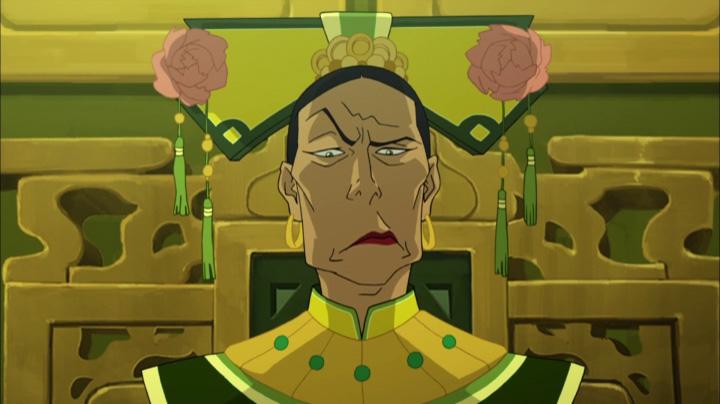 Az Avatár - Korra legendája 36 Éljen a királynő