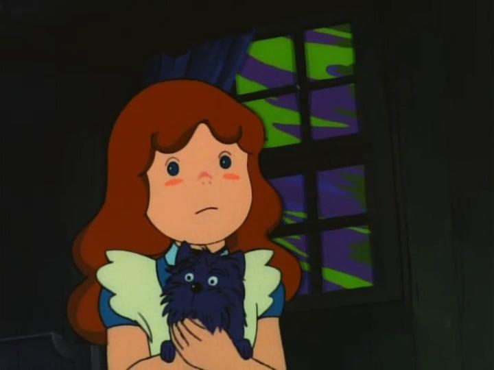 Óz, a nagy varázsló 01 Dorothy a forgószélben