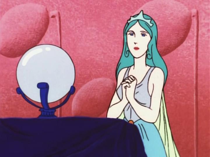 Óz, a nagy varázsló 27 Glinda újra segít