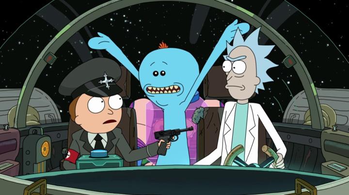 Rick és Morty 32 Halálkristály labirintus