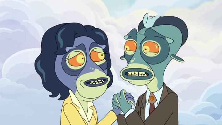 Rick és Morty 33 W*C<3