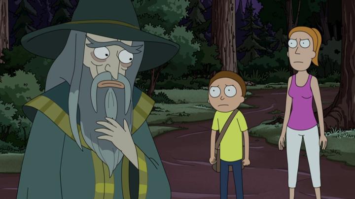 Rick és Morty 35 Sárkányszívás