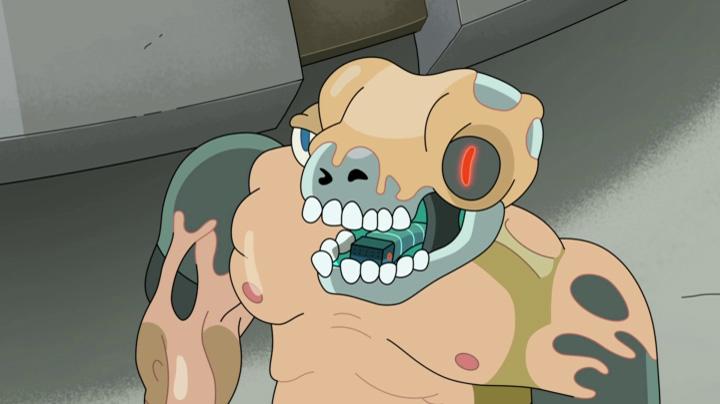 Rick és Morty 36 Csörgőközi Rickoló