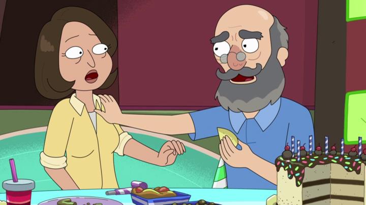 Rick és Morty 37 Izmosság a Sztorient expresszen