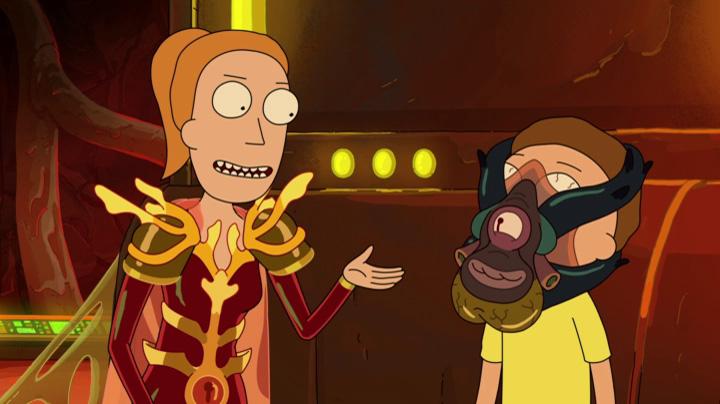 Rick és Morty 38 ProMortyus