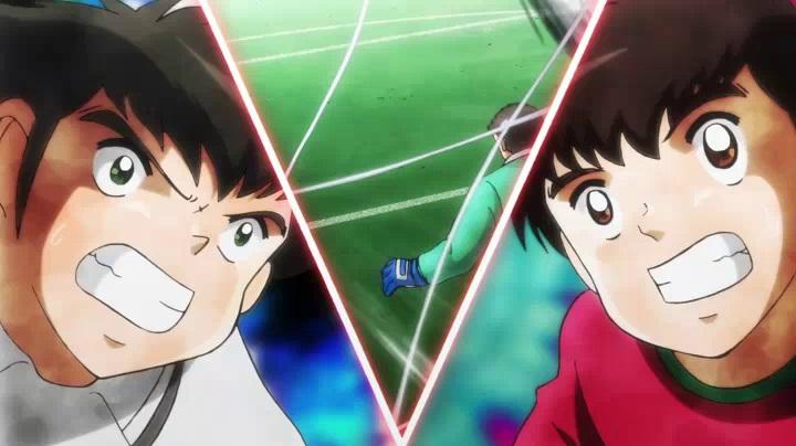 Tsubasa kapitány - Középkezdés 32 Legyőzni, Tsubasát! Hyuga kontra Misugi