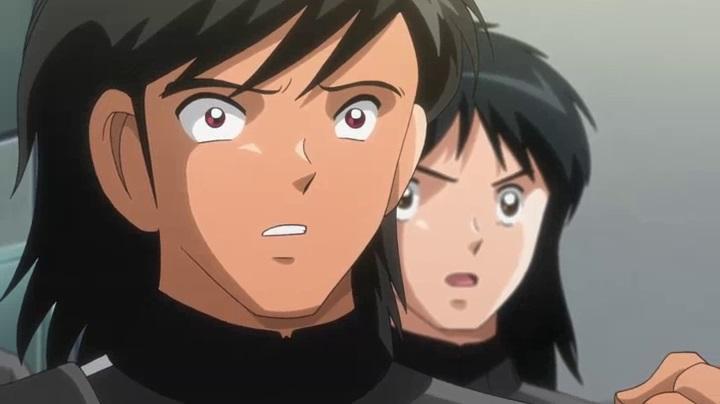 Tsubasa kapitány - Középkezdés 33 A tokiói bajnokság döntője