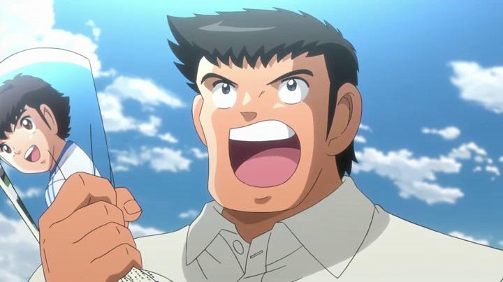 Tsubasa kapitány - Középkezdés 41 A félelmetes fekete ló