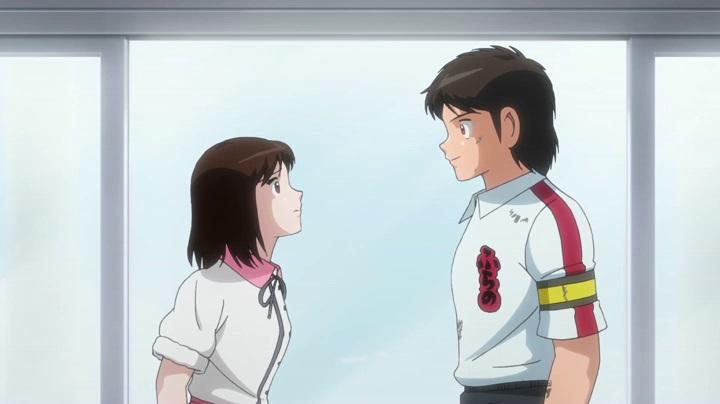 Tsubasa kapitány - Középkezdés 45 Könnyek a reptéren