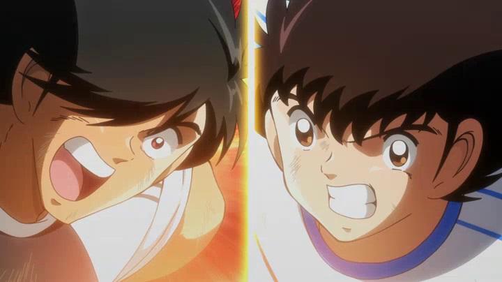 Tsubasa kapitány - Középkezdés 50 Küzdelem a végsőkig