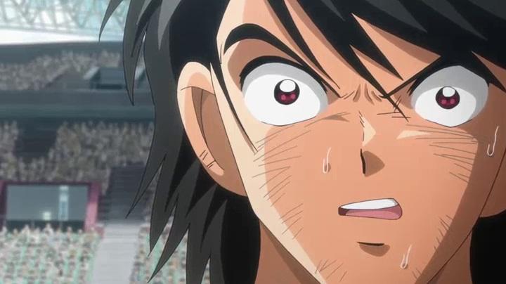 Tsubasa kapitány - Középkezdés 51 A csodálatos csavart labda